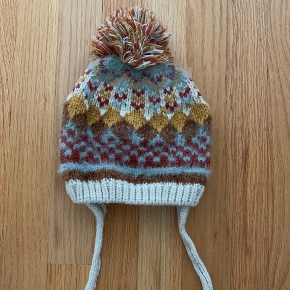 Zara baby winter hat